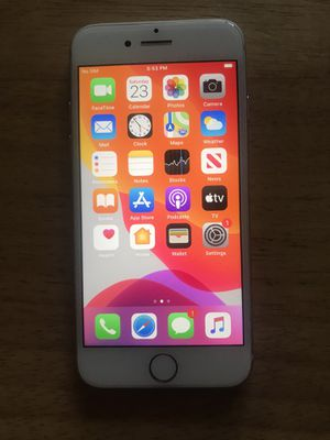 iPhone 7 32GB Silver Unlocked for Sale in Midvale, UT