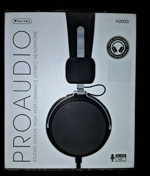 PRO AUDIO HEADPHONES for Sale in Aurora, CO