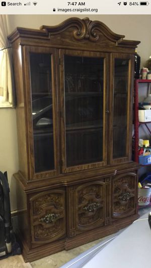 Lighted China Cabinet for Sale in Smiths Grove, KY