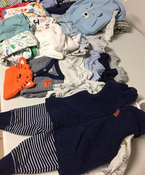 Baby clothes 0-6 months for Sale in Casselberry, FL