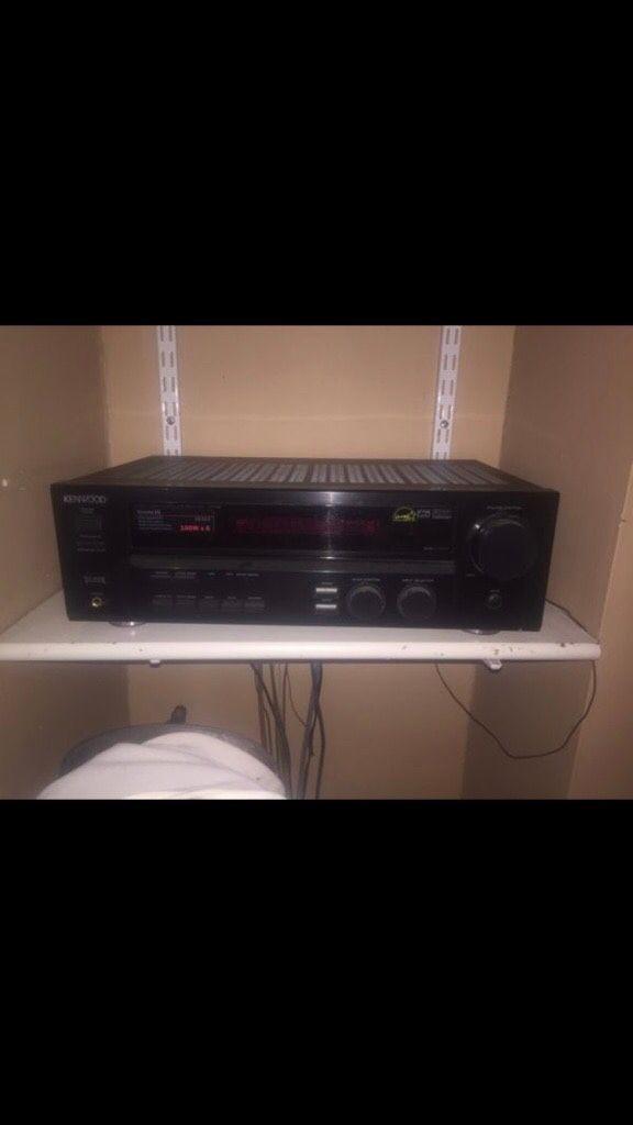 Kenwood Surround Sound System