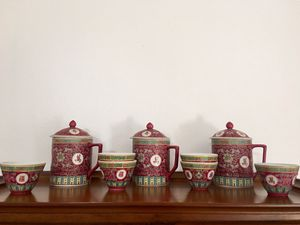 Chinese cup set for Sale in Deerfield Beach, FL