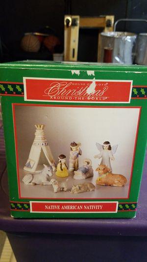 Native American nativity scene for Sale in Scottsdale, AZ
