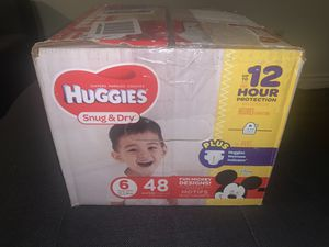 Huggies pampers for Sale in Chula Vista, CA