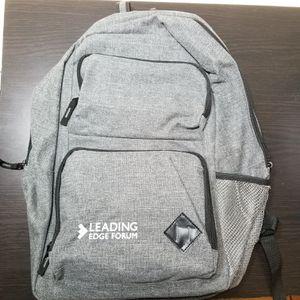 Grey backpack, has laptop pocket for Sale in Ruckersville, VA
