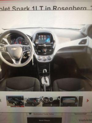 2017 Chevy Spark for Sale in Rosenberg, TX