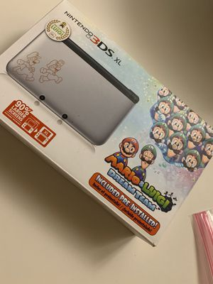Nintendo 3DS XL limited edition for Sale in Glendale, AZ