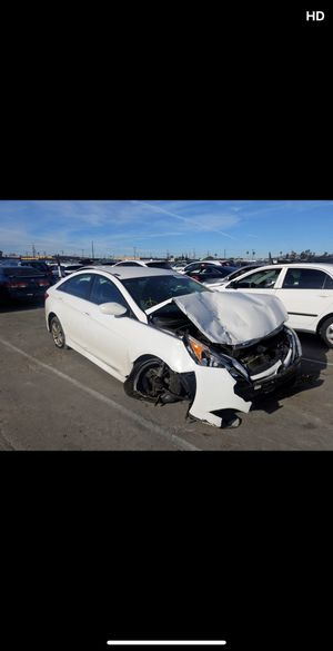 Hyundai Sonata Parts,Hood,Engine,Doors,Transmission,headlights,mirrors,wheels Parts only let me know what you need. for Sale in Opa-locka, FL
