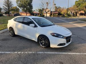2015 dodge dart one owner cleqn tittle clean carfax tags up to date for Sale in Fontana, CA