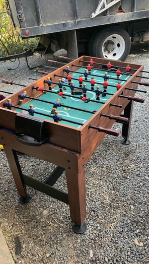 Fooseball, air hockey, and pool table all-in-1 for Sale in Snohomish, WA
