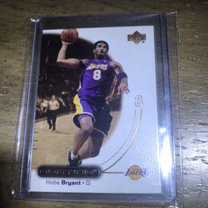 2000-01 Upper Deck Ovation Kobe Bryant Baseball Card for Sale in Los Angeles, CA