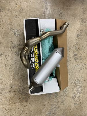 2018 KTM 450 SXF EXHAUST for Sale in Kingston, WA