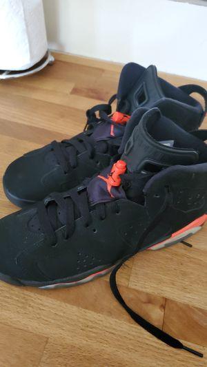 Nike Air Jordan retro 6 infared...Youth size 7...rare for Sale in Phoenix, AZ