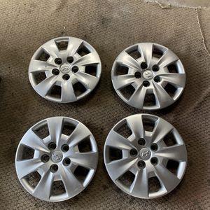 "09-12 Hyundai Elantra 15"" Oem Hub Caps for Sale in Cheshire, CT"