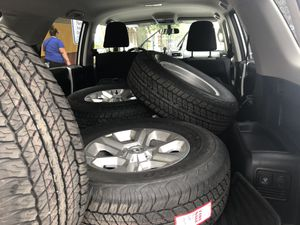 Rims and tires for Sale in Providence, RI