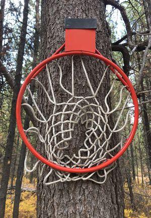 Single rim basketball hoop for Sale in Bend, OR