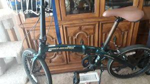 20 inch folding bike for Sale in Las Vegas, NV