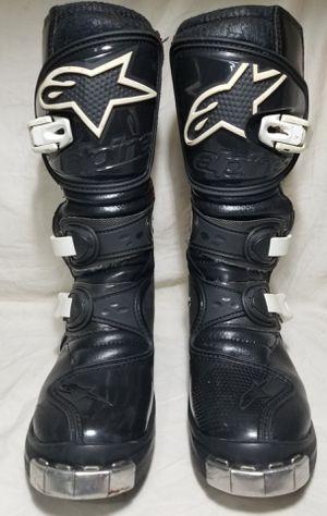 Alpinestars Dirtbike Boots Size 2 for Sale in Marysville, WA