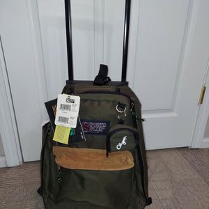 """Olympia Sports Plus 19"""" Rolling Backpack for Sale in Des Plaines, IL"""