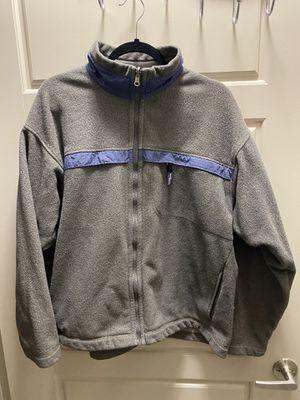 Patagonia Men's Synchilla Fleece Grey Large for Sale in Dallas, TX