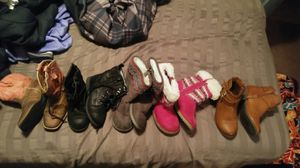 Girls boots for Sale in Arlington, TX