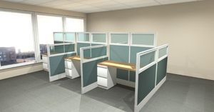 Brand New Cubicles (Similar to the picture) for Sale in University, VA