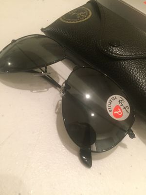 Ray Ban Polarized Aviator Sunglasses for Sale in Austin, TX