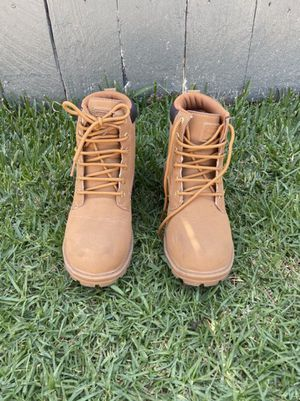 WORK BOOTS for Sale in Los Angeles, CA