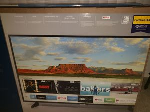 "SAMSUNG UHD TV 50"" for Sale in Monona, WI"