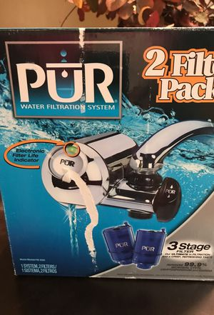 Pur water filter ration system for Sale in Durham, NC