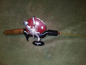 Kmart 303 Fishing Reel & Pole. for Sale in Street, MD