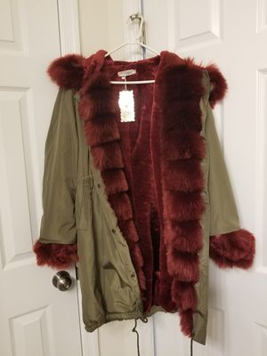 Roii brand new two tone jacket for Sale in Purcellville, VA