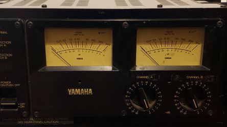 Yamaha PC2002M Professional Series Power Amplifier for Sale in Atlanta,  GA