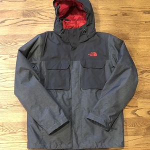 North face Men's Large Jacket for Sale in Libertyville, IL