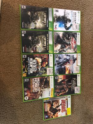Xbox 360 Games for Sale in Columbus, OH