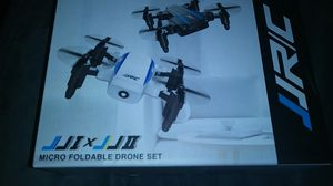 You get TWO.. A PAIR. Of. SUPERIOR JRC DRONES....A HIGH END for Sale in Delair, NJ