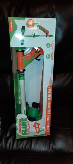 Nickelodeon Slime Scooter for Sale in Chino,  CA