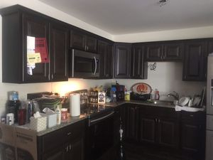 Kitchen top cabinets only sold bottom for Sale in Toms River, NJ