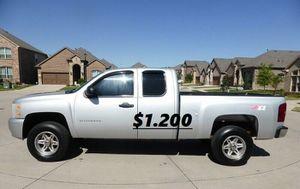 ✯Price 💲12OO For sale URGENT 2011 Chevrolet Silverado for Sale in Ontario, CA