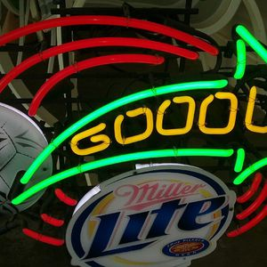 Miller Lite Goool Neon Light for Sale in Huntington Beach, CA