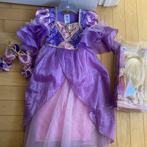 Rapunzel Costume for Sale in Daly City, CA
