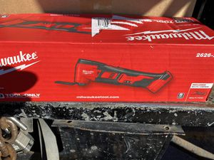 Milwaukee multi tool tool only for Sale in Chicago, IL