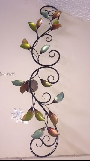 Metal decoration piece would look great in any room for Sale in Stone Mountain, GA