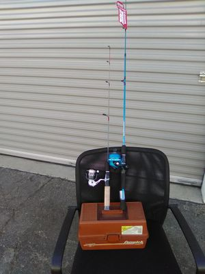 ZEBCO FISHING POLE'S for Sale in Rancho Cucamonga, CA