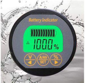 AiLi Voltmeter Ammeter Voltage Current Meter Voltmeter Ammeter 80V 350A Caravan RV Motorhome 999 AH for Sale in Battle Ground, WA