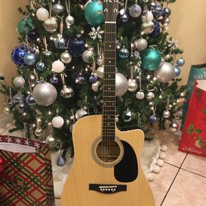 Fever Acoustic Guitar With Metal Strings for Sale in Bell, CA
