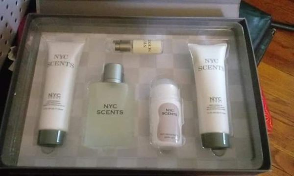 Mens full set cologne