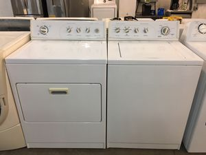 KitchenAid washer and dryer set for Sale in Pompano Beach, FL