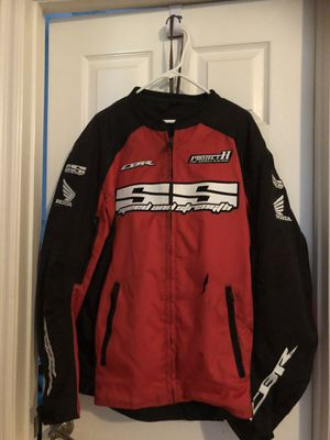 XXL Honda Project H motorcycle jacket for Sale in Lake Elsinore, CA