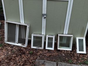 Windows and Sliding glass Door, FREE!!!! for Sale in Seattle, WA